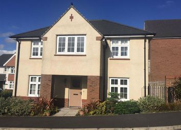 Thumbnail 4 bed detached house for sale in Rhodfa Morgan Drive, Llangunnor, Carmarthen