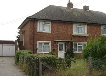 Thumbnail 2 bedroom flat to rent in Rochford Road, St Osyth, Clacton-On-Sea
