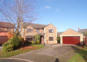Thumbnail 5 bed detached house for sale in Beagle Point, Winsford, Cheshire