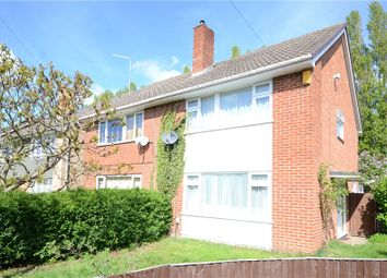 Thumbnail 3 bedroom semi-detached house for sale in Greencroft Gardens, Reading, Berkshire