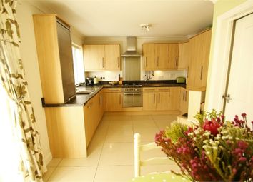 Thumbnail 3 bedroom terraced house for sale in Audley Grove, Bixley Farm, Rushmere St Andrew, Ipswich, Suffolk