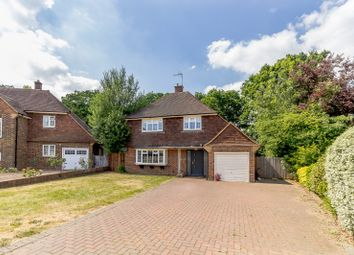 Thumbnail 3 bed detached house for sale in Woodlands Park, Guildford