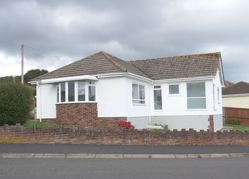 Thumbnail 3 bed detached bungalow to rent in Ashleigh Way, Teignmouth