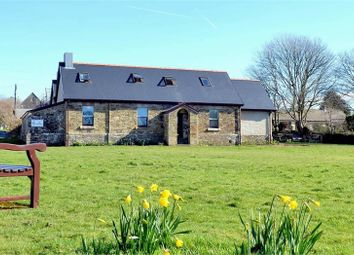 Thumbnail 4 bed detached house for sale in Spittal, Spittal, Haverfordwest, Pembrokeshire