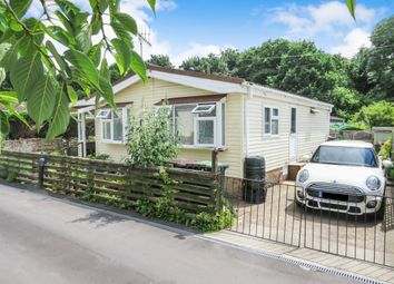 Thumbnail 2 bed mobile/park home for sale in Ashley Wood, Tarrant Keyneston, Blandford Forum