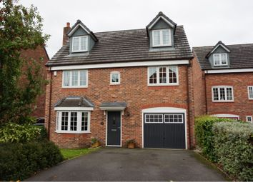 Thumbnail 5 bed detached house for sale in George Street, Hurstead, Rochdale