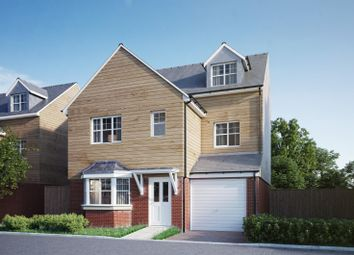 Thumbnail 4 bed detached house for sale in Plot 6, Warren Close, Leighton Buzzard