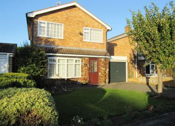 Thumbnail 3 bed property for sale in Shirley Drive, Syston, Leicester