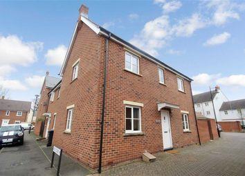 Thumbnail 3 bedroom semi-detached house for sale in White Eagle Road, Haydon End, Swindon