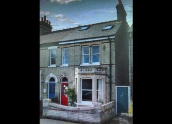 Thumbnail 3 bed semi-detached house to rent in Humberstone Road, Cambridge