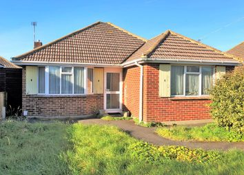Thumbnail 2 bedroom detached bungalow for sale in Exbury Drive, Bear Cross, Bournemouth