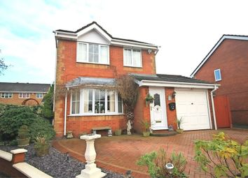 Thumbnail 3 bedroom detached house for sale in Teawell Close, The Rock, Telford, Shropshire