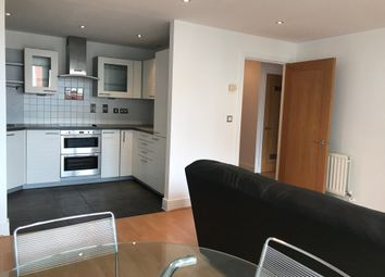 Thumbnail 1 bed flat to rent in Wards Wharf Approach, London