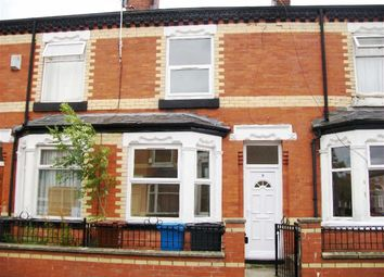 Thumbnail 2 bed terraced house to rent in Beard Road, Gorton, Manchester