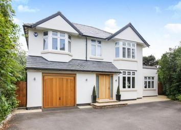 Thumbnail 5 bedroom detached house for sale in Knutsford Road, Alderley Edge, Cheshire, Uk