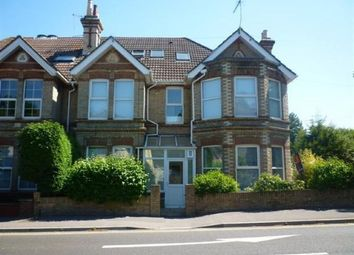 Thumbnail 1 bedroom flat for sale in Vale Heights, Vale Road, Parkstone, Poole