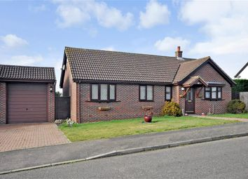 Thumbnail 3 bed bungalow for sale in Seymour Close, Herne Bay, Kent