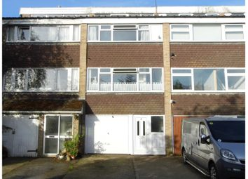 Thumbnail 3 bed terraced house for sale in The Wicket, Southampton