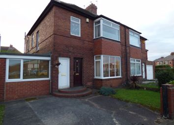 Thumbnail 2 bed flat for sale in Benfield Road, Heaton, Newcastle Upon Tyne