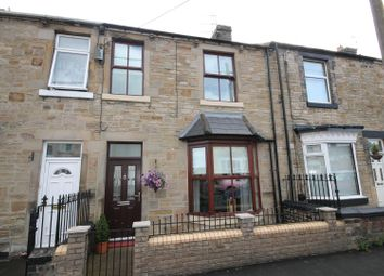 Thumbnail 3 bed terraced house for sale in Coronation Street, Crook