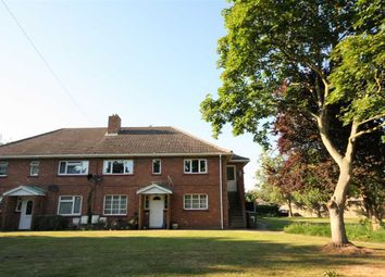 Thumbnail 2 bed flat for sale in Tudor Close, Shotley Gate, Ipswich