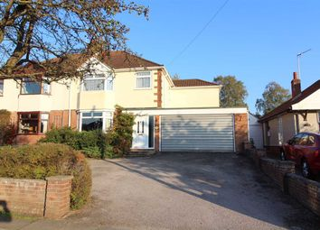 Thumbnail 4 bed semi-detached house for sale in Bixley Road, Ipswich