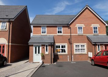 3 bed semi-detached house for sale in Tramside Way, Carlisle CA1