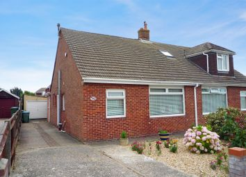 Thumbnail 2 bed semi-detached bungalow for sale in Richmond Rise, Portchester, Fareham