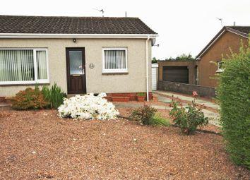 Thumbnail 3 bed semi-detached bungalow for sale in Chapman Drive, Carnoustie
