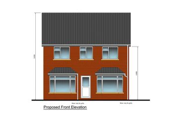 Thumbnail 4 bed detached house for sale in Turners Yard, Moor Road, Orrell, Wigan