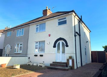 3 bed semi-detached house for sale in Alexandra Road, Bedminster Down, Bristol BS13