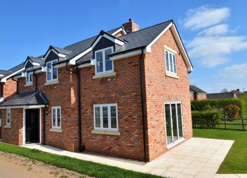 Thumbnail 4 bed detached house for sale in Mill Road, Offenham, Evesham