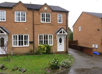 Thumbnail 2 bed property to rent in Pagets Chase, Cannock
