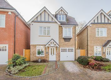 Thumbnail 4 bed property for sale in Hare Lane, Claygate, Esher