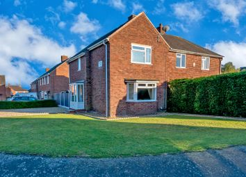 Thumbnail 2 bed semi-detached house for sale in Cavans Close, Cannock