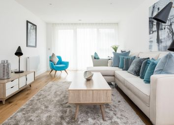 Thumbnail 3 bed flat for sale in Plough Way, Surrey Quays, London