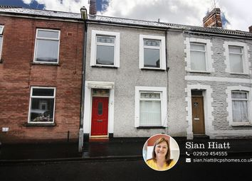 Thumbnail 3 bed terraced house for sale in Ordell Street, Splott, Cardiff