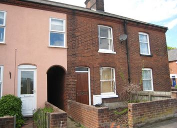 Thumbnail 2 bed terraced house to rent in Hardy Road, Norwich, Norwich