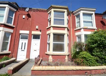 3 bed terraced house for sale in Cranborne Road, Wavertree, Liverpool L15