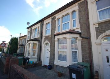 Thumbnail 2 bed terraced house for sale in Chase Road, Kingswood, Bristol
