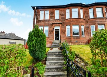 Thumbnail 2 bed flat for sale in Snaefell Crescent, Rutherglen, Glasgow