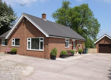 Thumbnail 2 bedroom detached bungalow for sale in Ashbourne Road, Mackworth Village, Derby