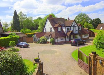 Thumbnail 5 bed detached house to rent in Dayseys Hill, Outwood, Redhill