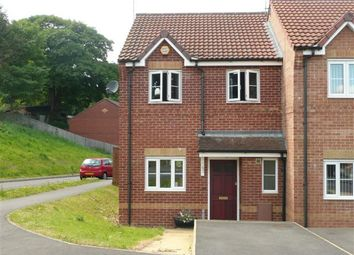 Thumbnail 2 bed semi-detached house to rent in Fernmoor Drive, Wellingborough