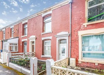 Thumbnail 3 bed terraced house for sale in Nottingham Street, Blackburn, Lancashire