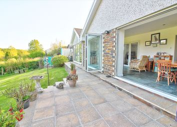Thumbnail 4 bed bungalow for sale in Roughtor Road, Tregoodwell, Camelford