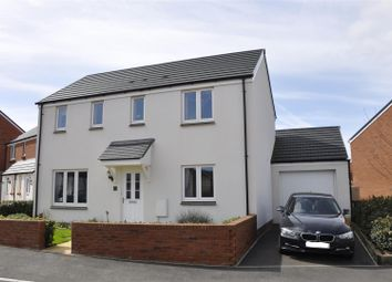 Thumbnail 3 bed detached house to rent in Yarlington Mill, Cranbrook, Exeter