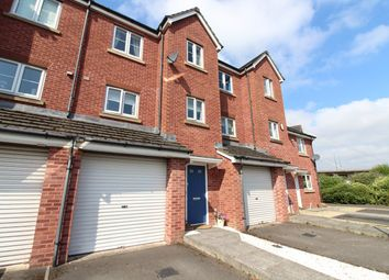 Thumbnail 4 bedroom terraced house for sale in Argosy Way, Newport