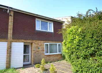 Thumbnail 2 bed end terrace house for sale in Tiverton Road, Basingstoke