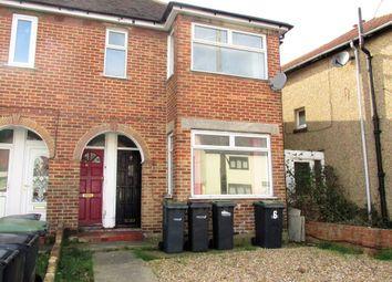 Thumbnail 1 bed flat for sale in Brockhurst Road, Gosport